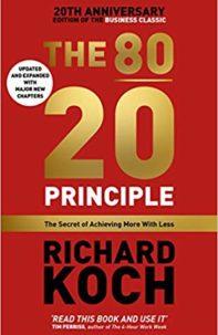 THE 80-20 PRINCIPLE